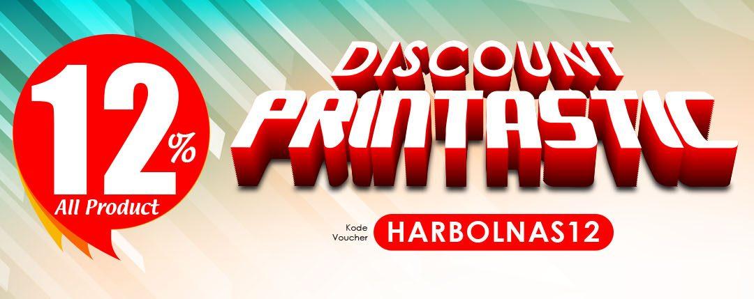 HARBOLNAS 12-12 bersama E-Print