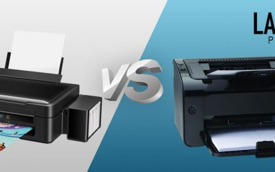 Pilih Printer Inkjet atau Printer Laserjet?