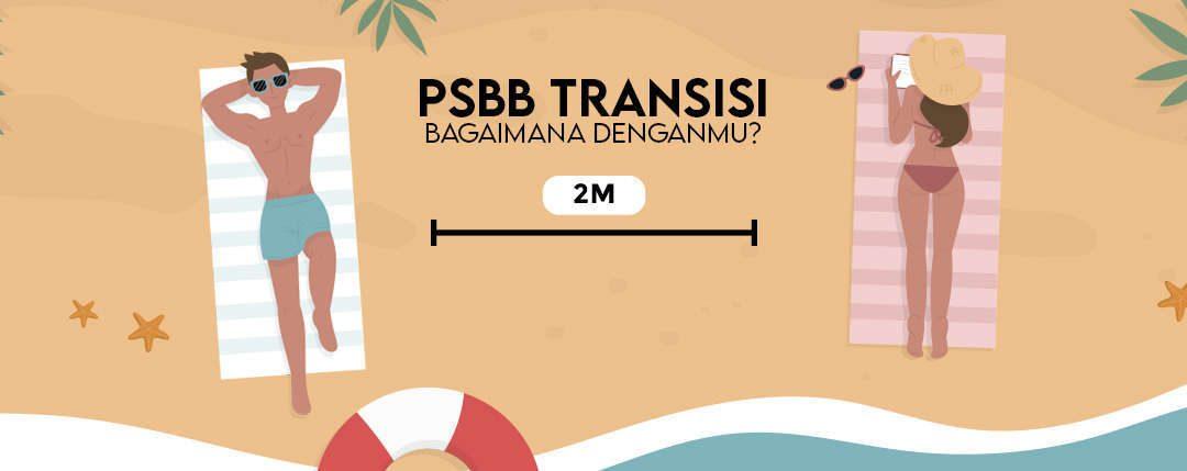 PSBB TRANSISI, bagaimana denganmu?