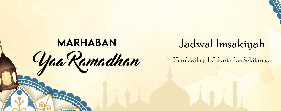 JADWAL IMSAKIYAH RAMADHAN 1442H TAHUN 2021 E-PRINT